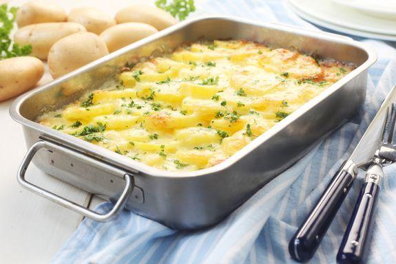 5 оригинальных блюд из картофеля, кулинарный портал «Едим дома!»