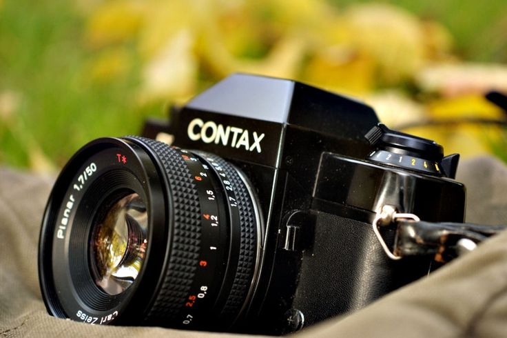 """Contax"" ""RTS"" ""Camera"" ""35mm Film"" https://flic.kr/p/avciC6 