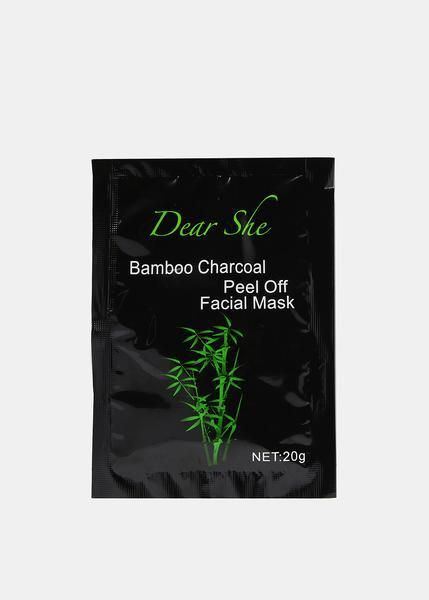 Bamboo Charcoal Peel Off Mask – Shop Miss A