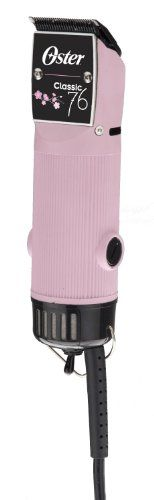 Oster Professional 76076-011 Classic 76 Detachable Blade Clipper, Limited Edition  http://www.allbeautysecret.com/oster-professional-76076-011-classic-76-detachable-blade-clipper-limited-edition/