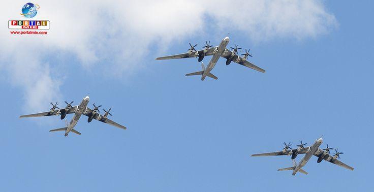 As Forças de Autodefesa do Japão acionaram o alarme de emergência e enviaram aeronaves. O Ministério de Defesa analisa o motivo do voo russo.