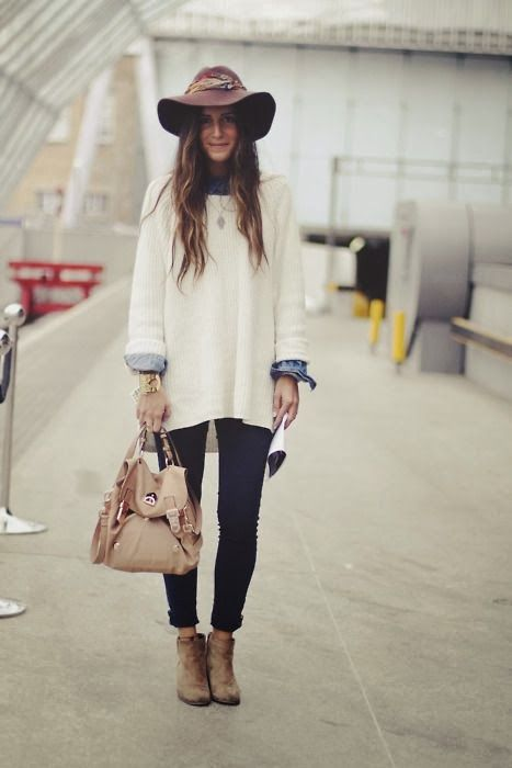 Stylish Fall Outfit.