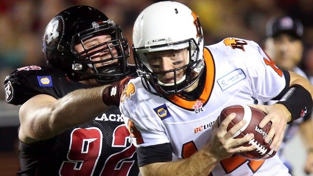 CFL roundtable: Travis Lulay back in top form