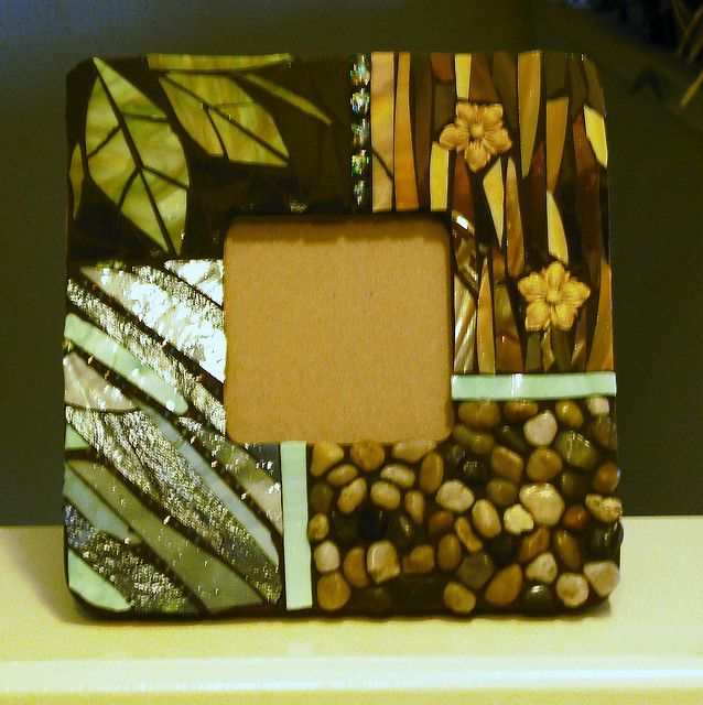 Nature1 mosaic frame | Flickr - Photo Sharing!