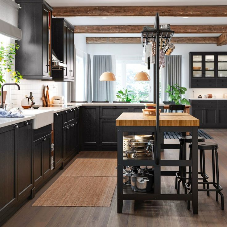 IKEA USA on | Kitchen remodel, Home kitchens, Ikea kitchen
