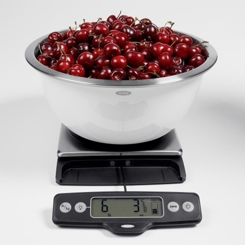 It's not to late to begin slimming down the right way.: Pullout Display, Oxo Food, Digital Scale, Food Scale, Foodscalejpg 389389, Steel Food, Grip Stainless, Healthy Food, Stainless Steel
