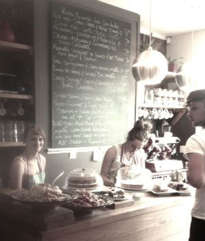 How to start a coffee shop - Two day course