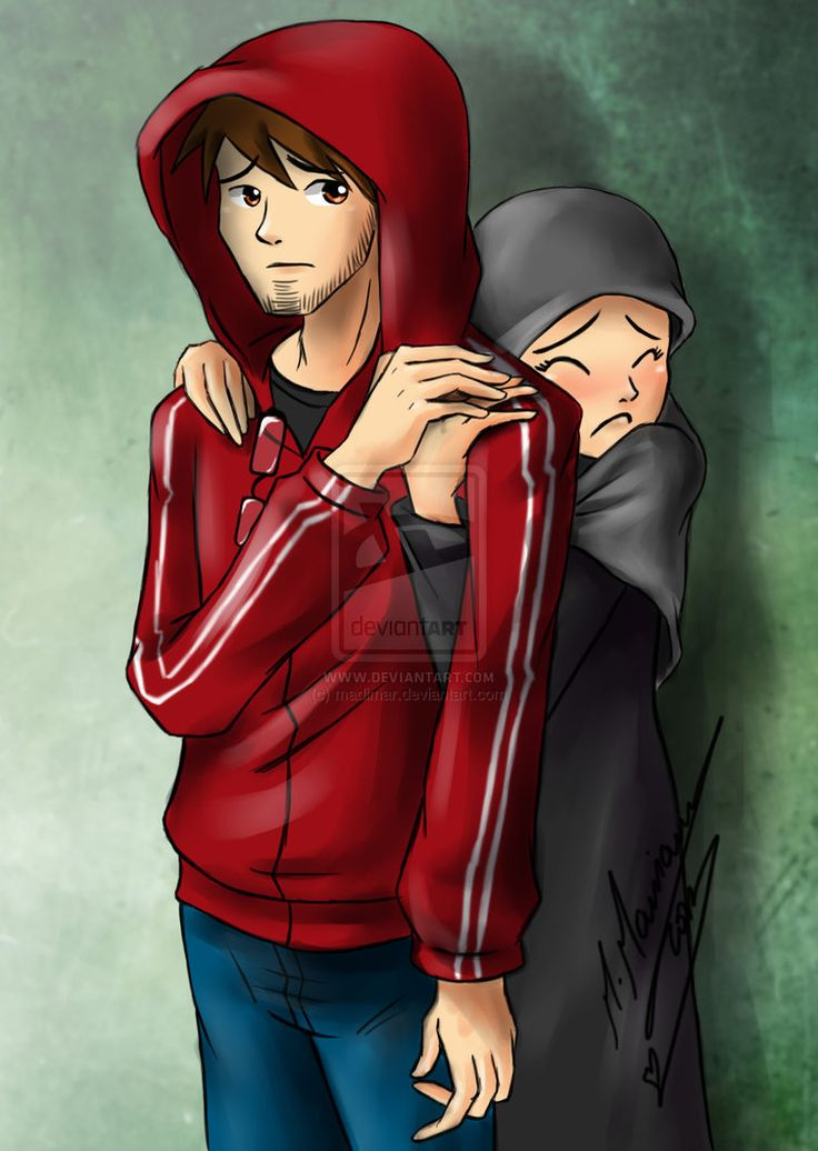 10 Best images about Muslim couples cartoon on Pinterest Anime love, Muslim women and Islam love