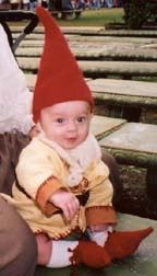 gnome babyMedieval Style, Dresses Up, Gnomes Baby