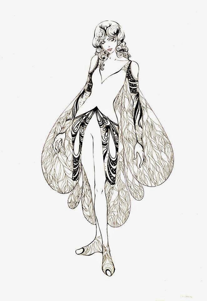 SaïnaSix Illustrations: Chara design