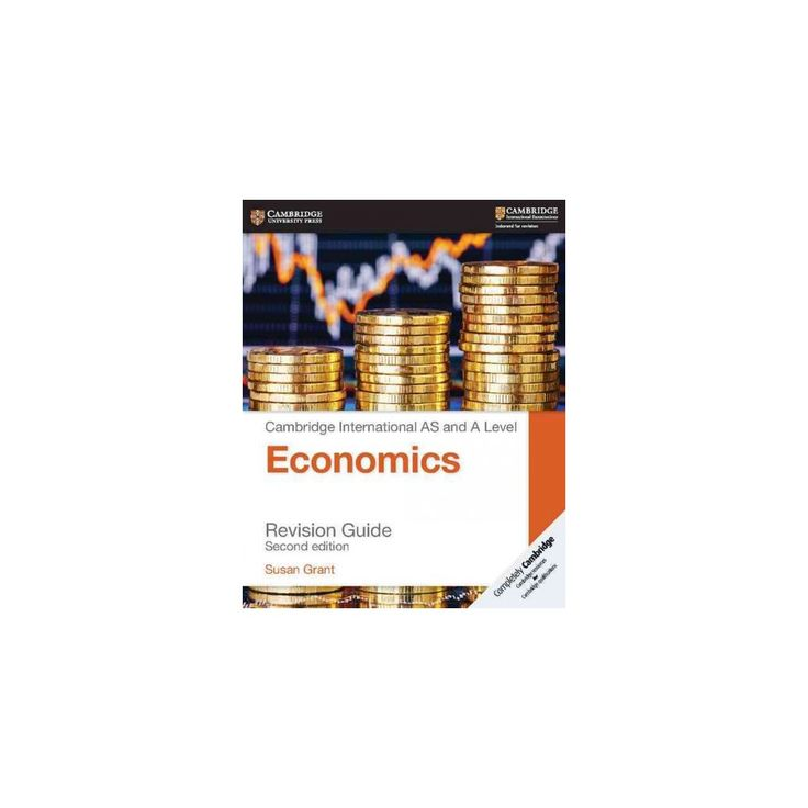 Cambridge International As and a Level Economics Revision Guide (Paperback) (Susan Grant)