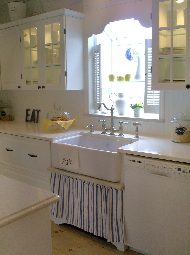 7 best sink curtain images on Pinterest | Google search, Small ...