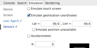 Easy Mobile Browser Testing with Chrome Emulation - Designmodo