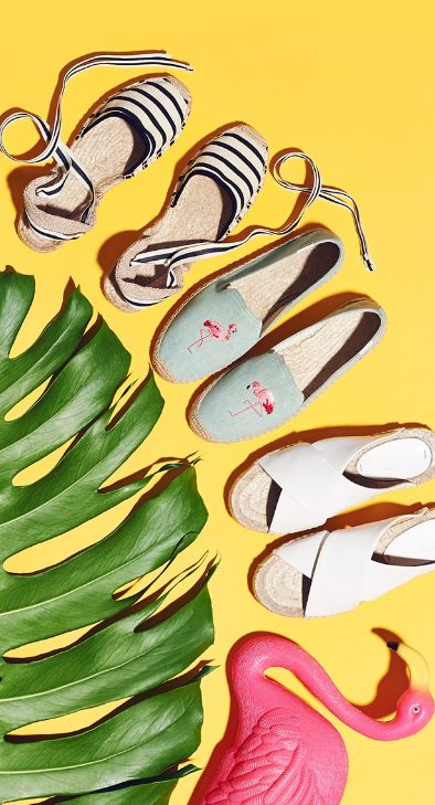 Shop the latest from Soludos at #Shopbop