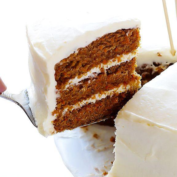 #СерёгинаРуРецепт #торт #глазурь  Друзья, идея для воскресного стола - веганский морковный торт без глютена. Мы пробовали, нам понравилось! Мммм… А глазурь - как сливочная, только не сливочная