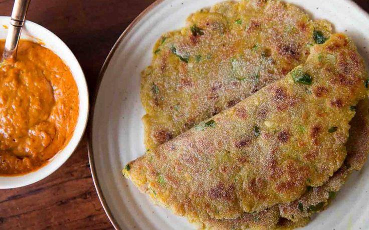 Rajgira Paneer Paratha Recipe (Navratri Fasting/Vrat Recipe)