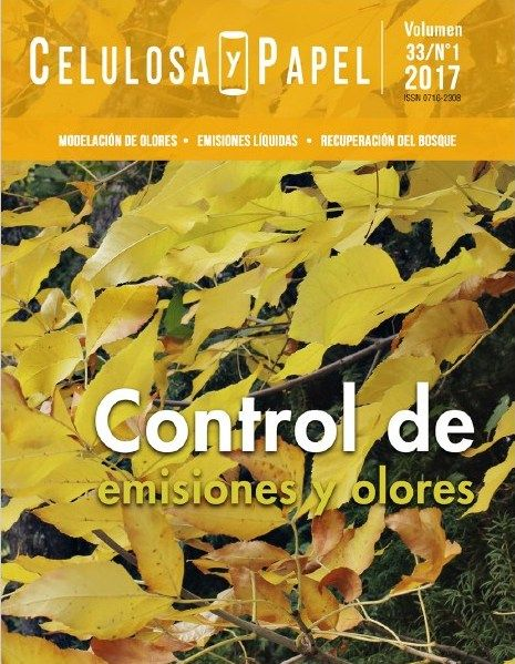Revista 1 - 2017 Control emisiones y #olores
