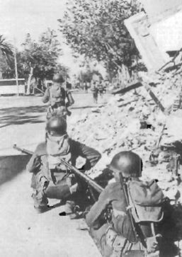 – Battle of Tunisia – Operation Torch was designed to trap the German and Italian troops between British forces moving from the east and American forces invading from the west in French…