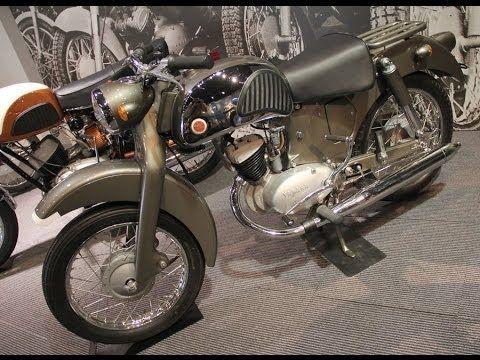 1957 YAMAHA YA-2