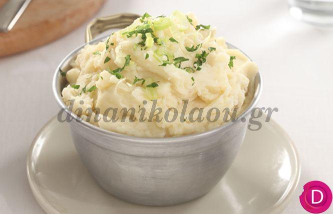 Πουρές πατάτας, ο κλασσικός   Dina Nikolaou