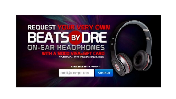 limited-free-beats-by-dr-dre-headphones-limited-time-offer by mario365 via Slideshare