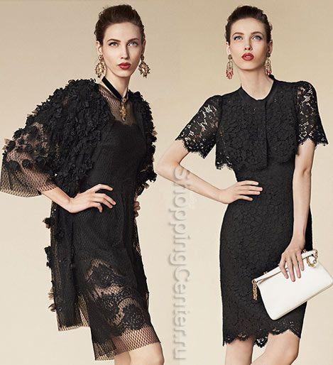 Кружевные платья 2016 – беспроигрышно модное решение!