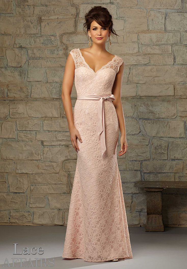 Bridesmaids Dresses Style 724: Lace  http://www.morilee.com/bridesmaids/bridesmaids/724