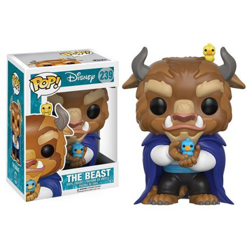 No One Pops Like Gaston! New Beauty and the Beast Pop Vinyls Are Coming!