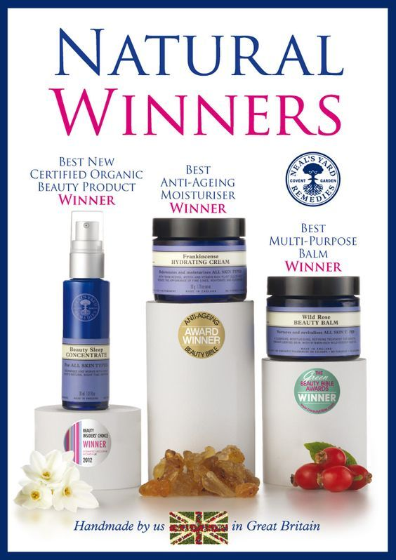Click twice here to check out our award winning product line! https://us.nyrorganic.com/shop/judygoldman