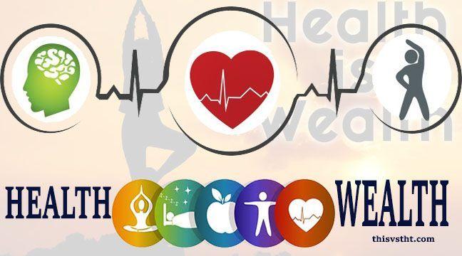 Health Is Wealth In 2020 Health Is Wealth Quotes Health Wealth