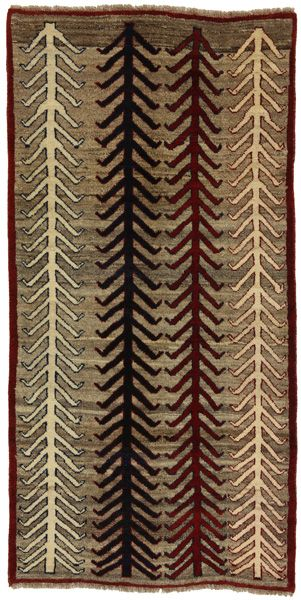 Gabbeh - Qashqai 198x100 - CarpetU2