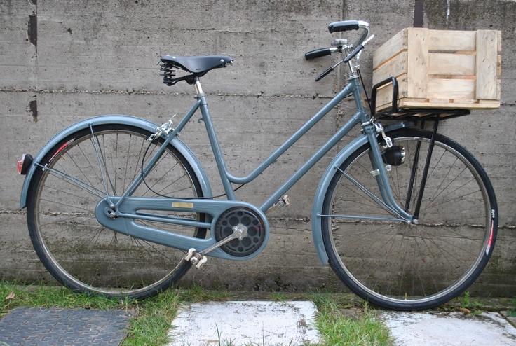 Judith Bike - baker' cage test (ph. KarlGross)