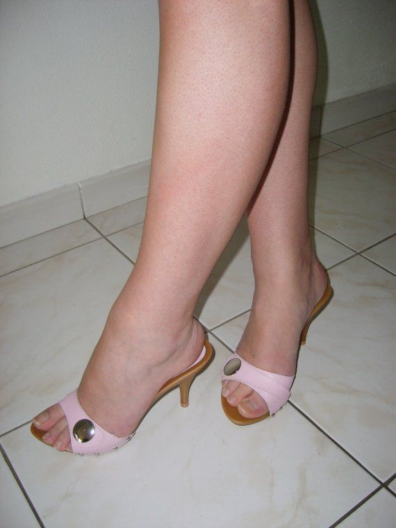 S6004424  Mules  Sexy Feet, Sexy Toes, Heeled Mules-1721