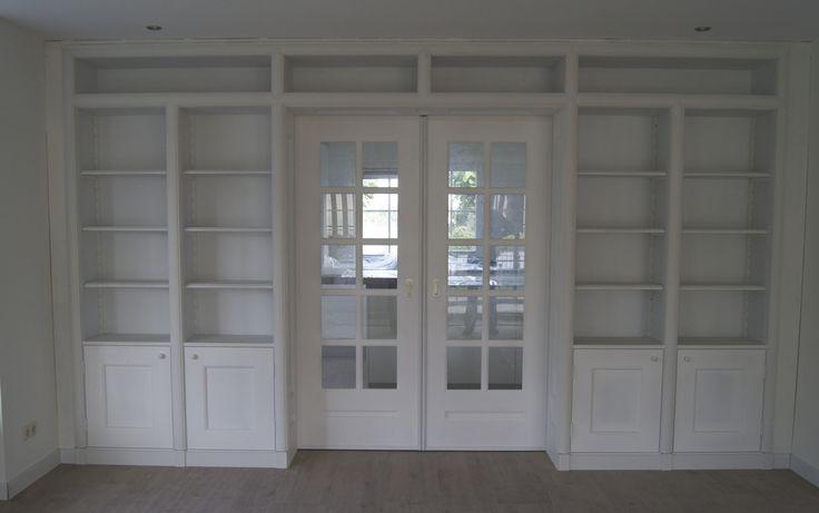 Kamer en Suite geplaatst in Buitenkaag, net opgeleverd, Kamer en Suite staat in grondverf en moet nog afgelakt worden met de kwast.