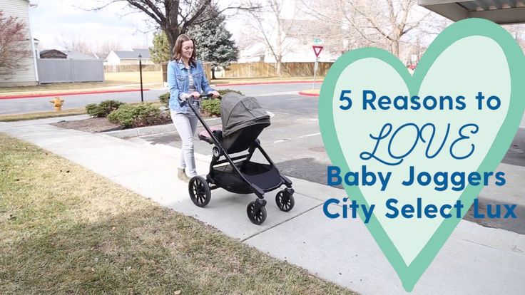 Baby Jogger City Select Lux: 5 Reasons To Love http://www.babycubby.com/baby-jogger-city-select-lux.html  FREE SHIPPING ON ALL ORDERS at http://www.babycubby.com