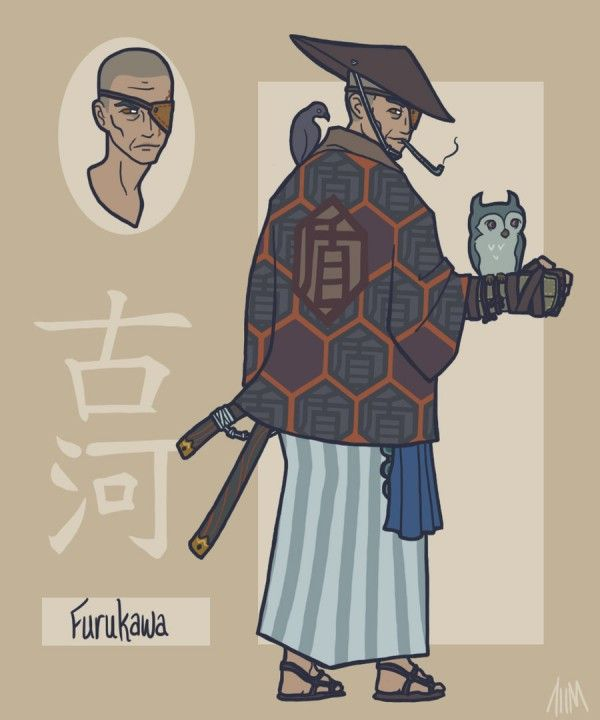 Hurukawa fetish art