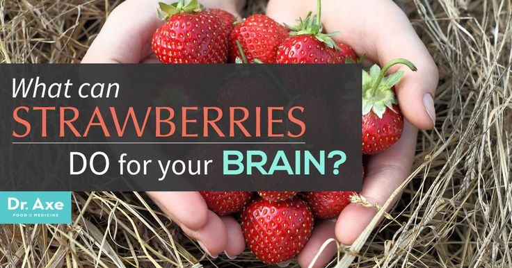 Strawberry nutrition is linked to eye health, neurological health, protection against skin damage, lower levels of inflammation, even decreased arthritis...