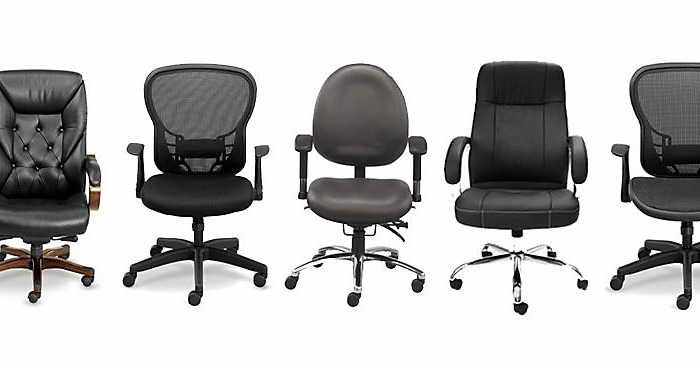 Different Types Of Desk Chairs