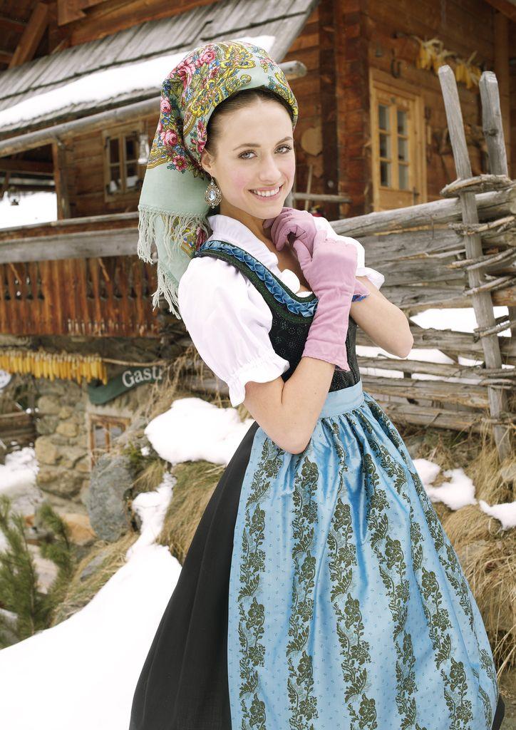 #Sportalm - Bluse Gerti Gmunden 70cm