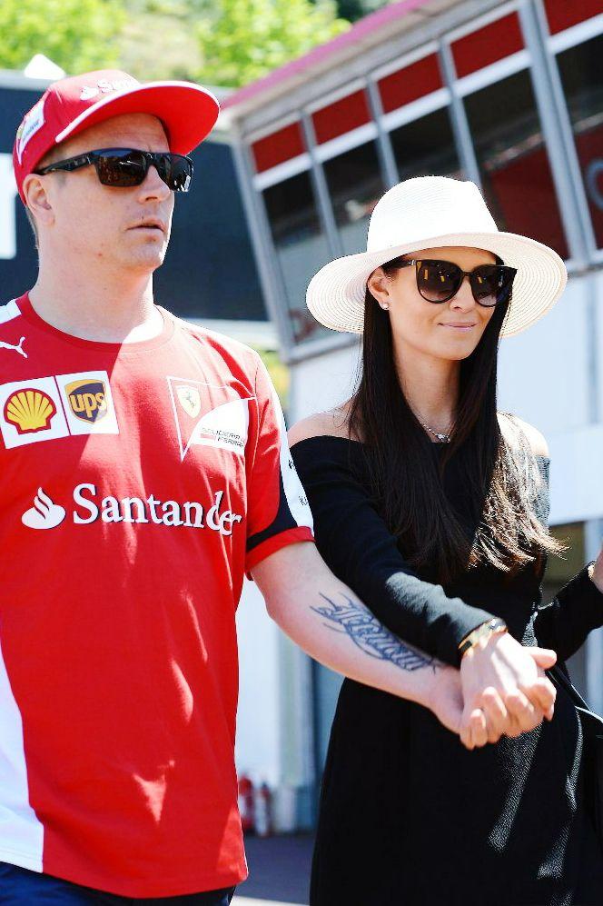 #Kimi #KimiRaikkonen #Raikkonen #MinttuVirtanen #Iceman #MonacoGP #scuderiaferrari #redseason [Friday, 05 22,2015] pic011