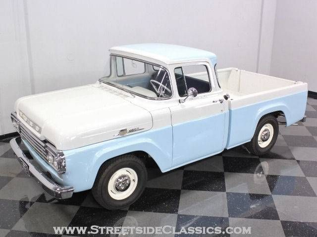 1959 Ford Trucks | Autos Post