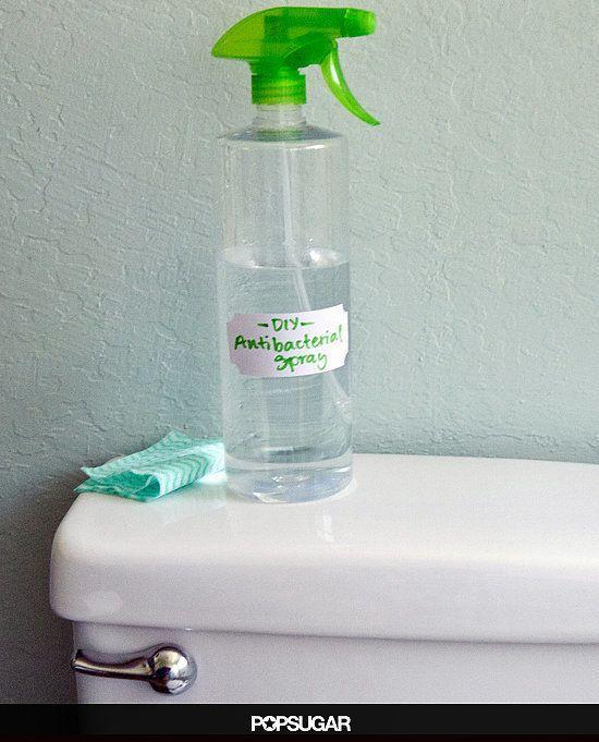 This Is the Best DIY Antibacterial Spray Ever