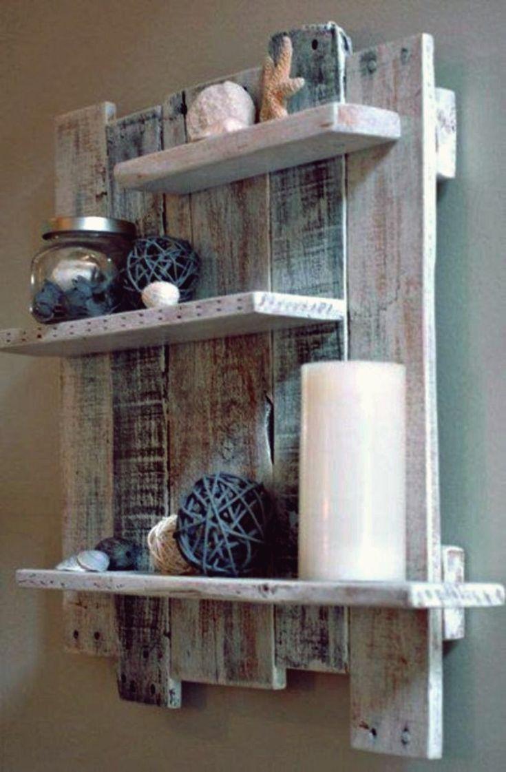 16 unglaubliche DIY rustikale Wohnkultur Ideen ...