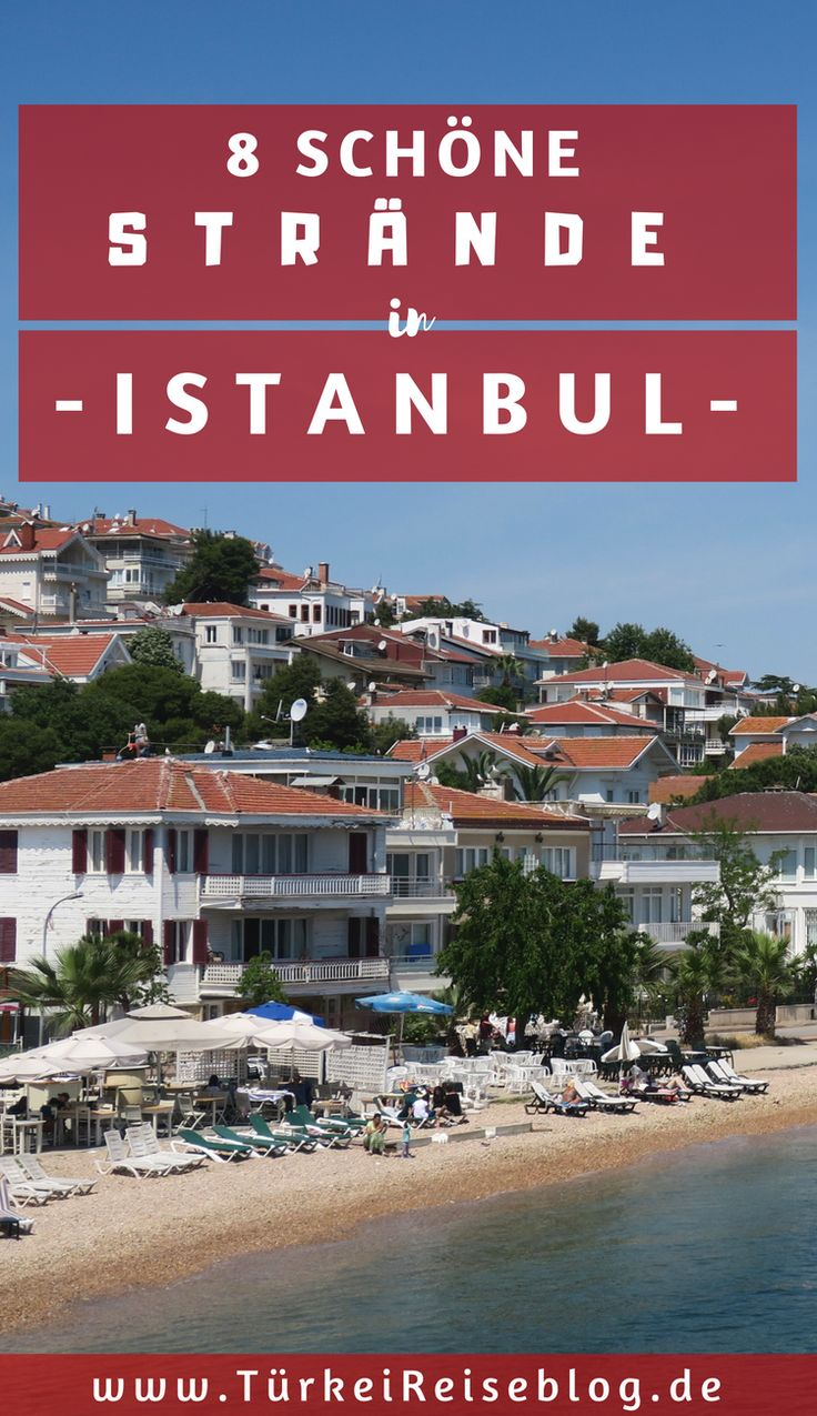 Beach holiday in Istanbul – is that possible? The list of the 8 most beautiful beaches in the city!