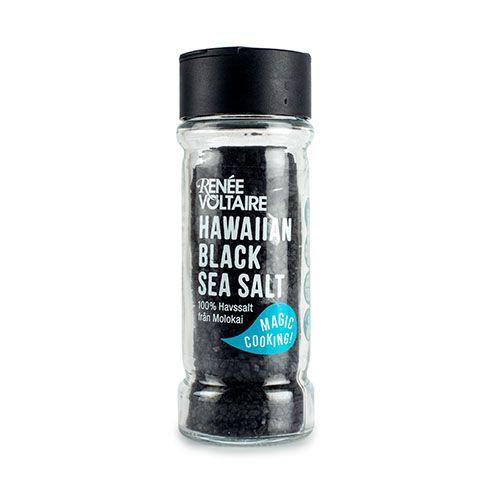 Hawaiian Black Sea Salt 49 kr Renée Voltaire