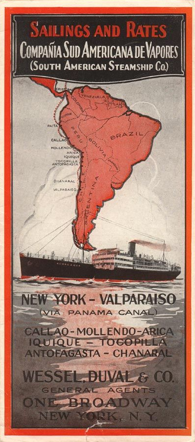 Sailings December 1928-June 1929***Research for possible future project.