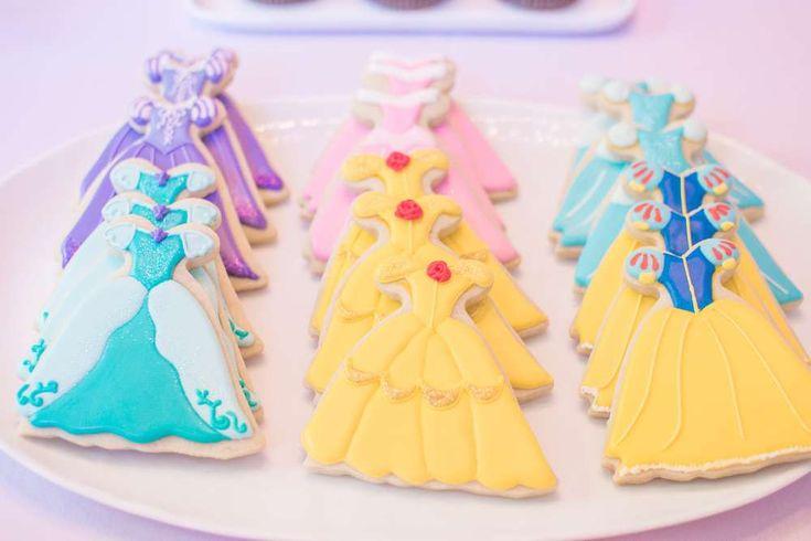 Disney Princess Birthday Party Ideas | Photo 3 of 33 | Catch My Party