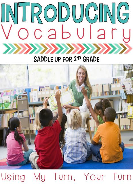 Vocabulary instruction is a critical part of your literacy block. Come read how I introducing new words to my students using the research based strategy My Turn, Your Turn.