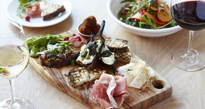 Uccello Italian restaurant - Sydney CBD