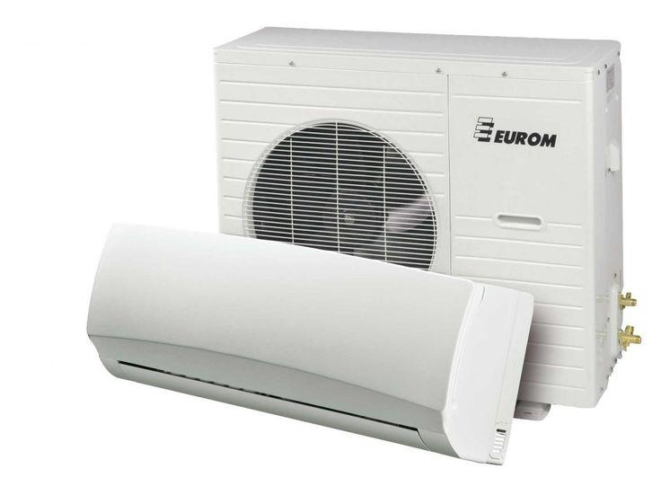 Detailfoto 1 van Eurom AC12i CH Split Inverter Airco 3.5 kW